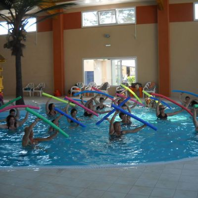 Aquagym Piscine Couverte